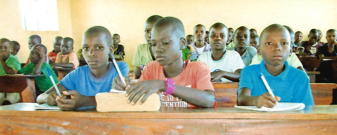 School Furniture for St. Monica Nursery and Primary School in Uganda